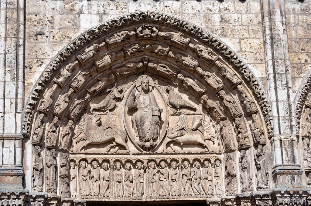Chartres West Door