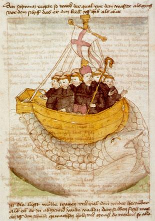 St Brendan ahoy