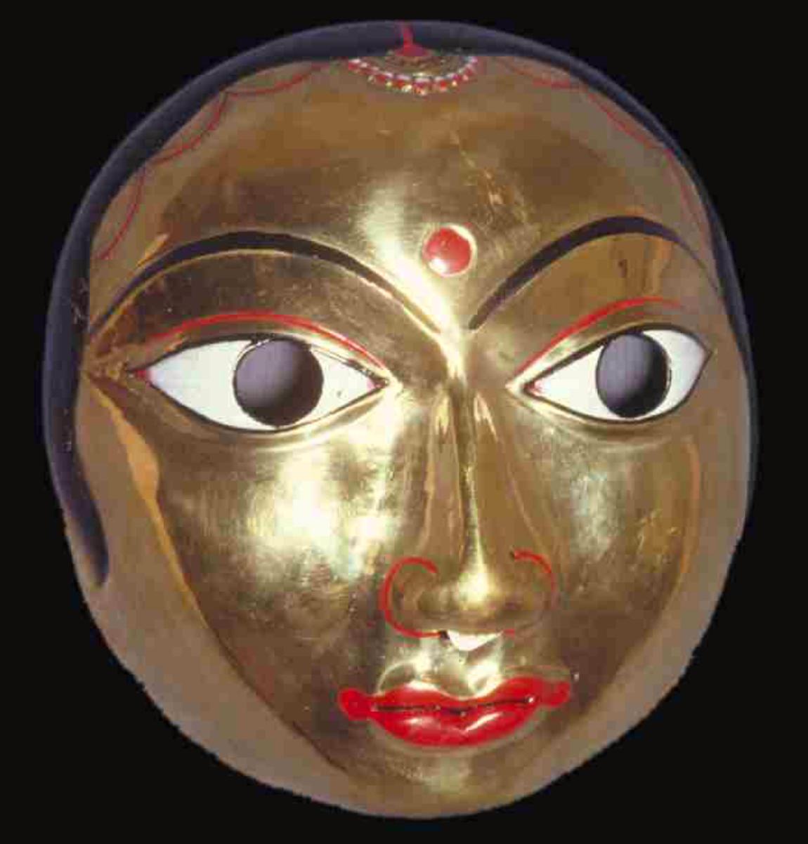 Indian mask